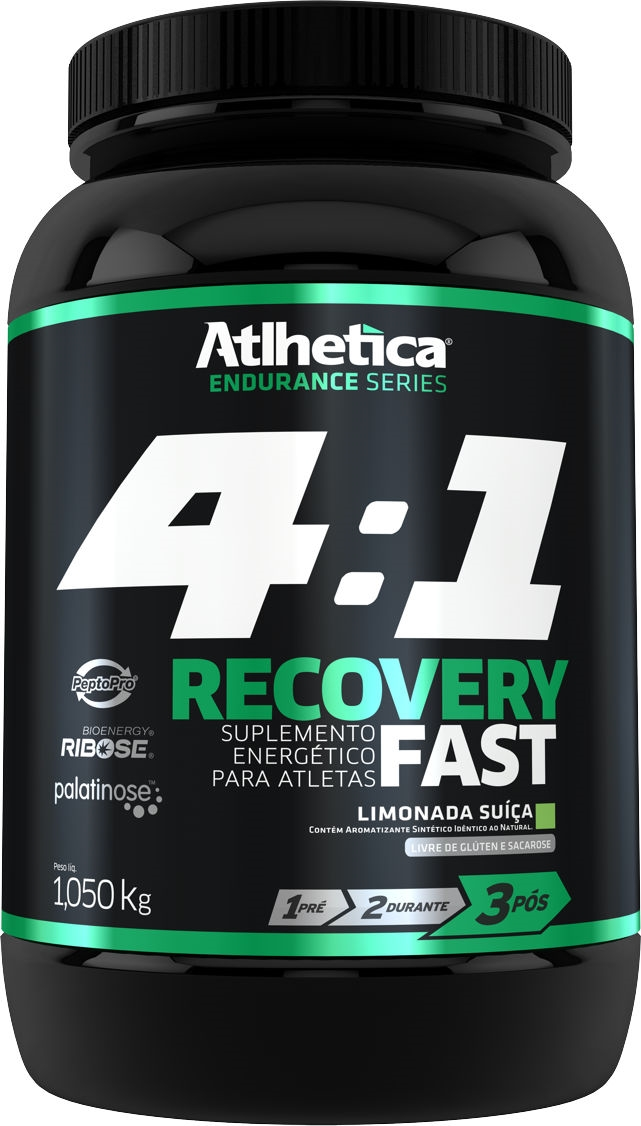 4 1 My Fall Uniform: RECOVERY FAST 4:1 (PT) 1.050KG